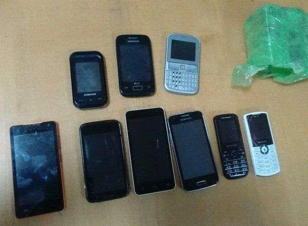 В Волжском заключенным колонии пытались передать мобильники
