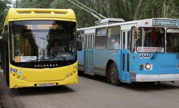 В Волгограде тестируют бесплатные пересадки на общественном транспорте