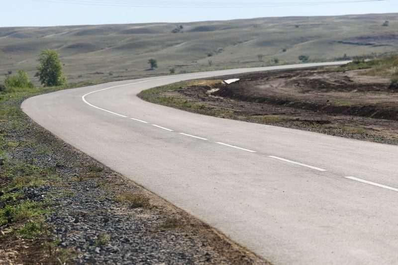 Под Волгоградом открыли 6 км новой дороги