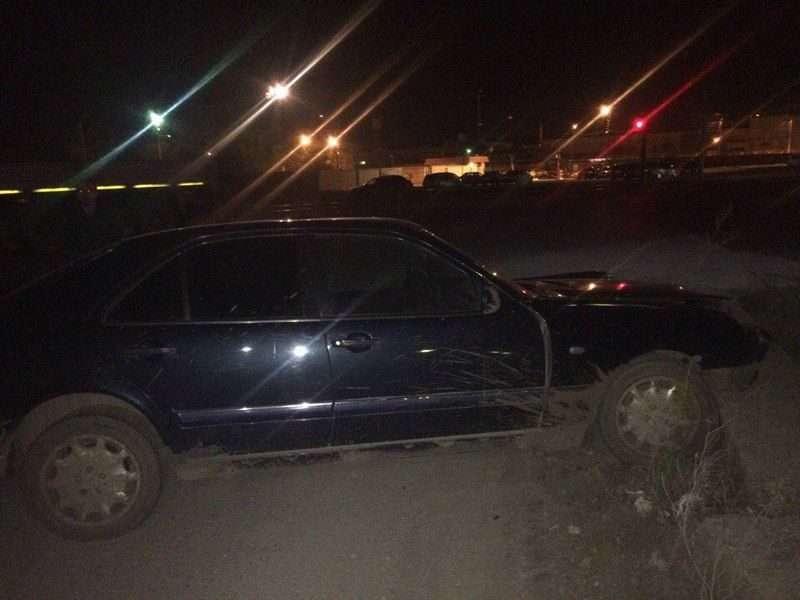 В Волжском на улице Александрова произошло тройное ДТП