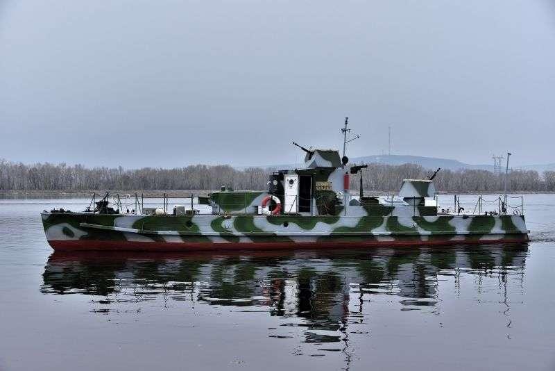 В Волгоград прибудут «Речные танки Сталинграда»