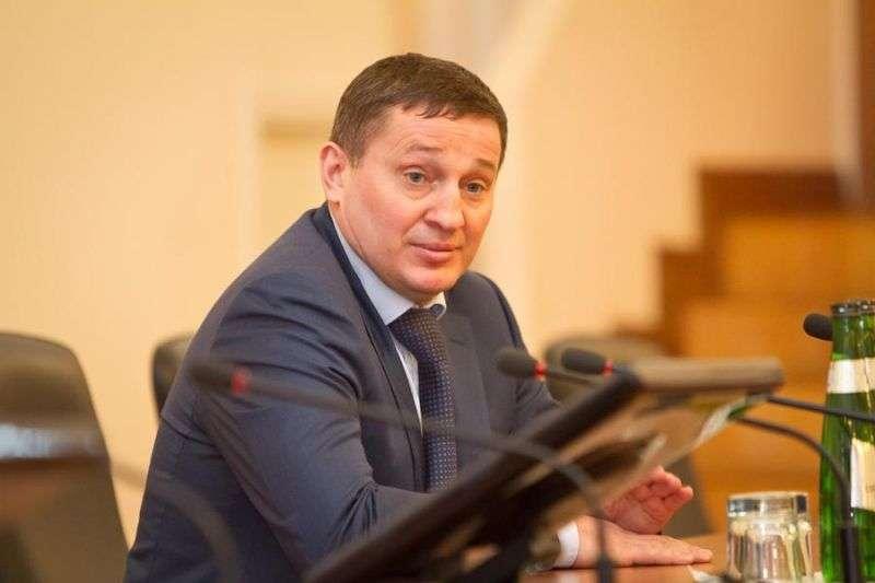 Андрея Бочарова исключили из президиума Госсовета