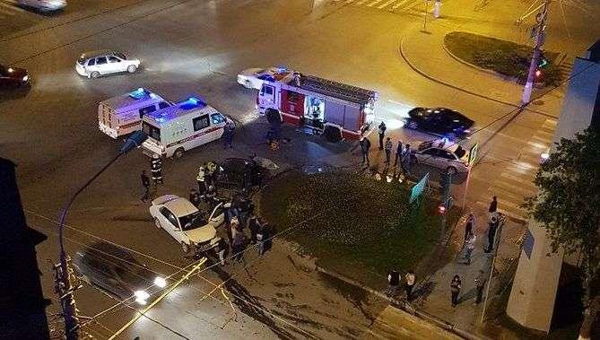 ДТП в Центральном районе унесло жизнь водителя «Фиат»
