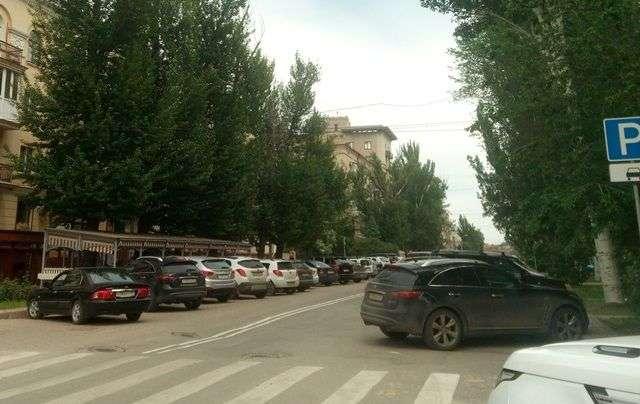 На улице Советской введено двустороннее движение