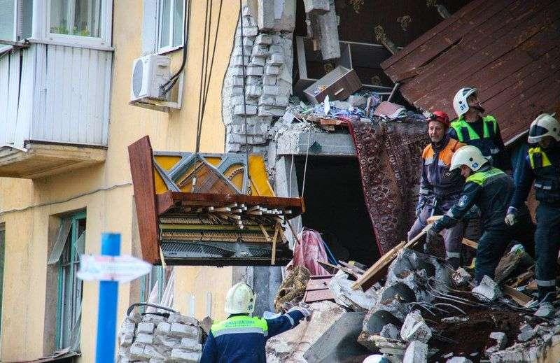 Для пострадавших при взрыве дома открыт благотворительный счет