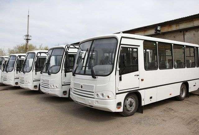 Администрация Волгограда берет в лизинг 20 автобусов