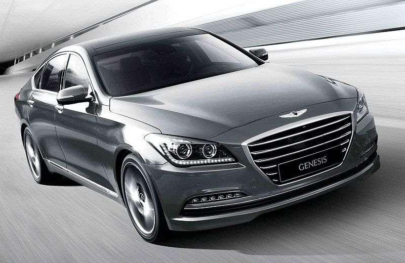 Облгосэкспертиза купит за 2 миллиона Hyundai Genesis