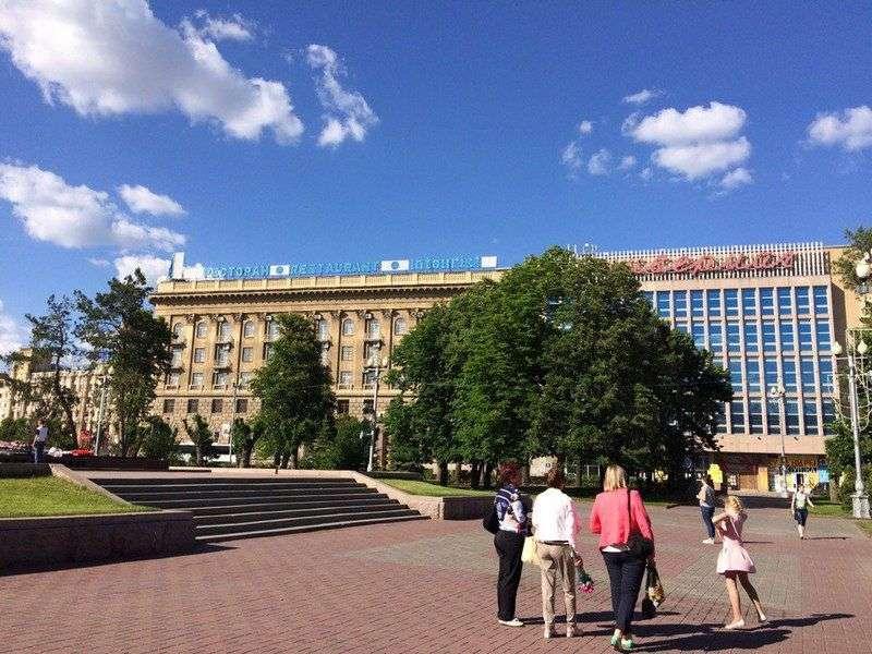 В Волгограде начало рабочей недели будет жарким