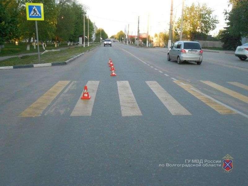 В Урюпинске ВАЗ сбил женщину с коляской