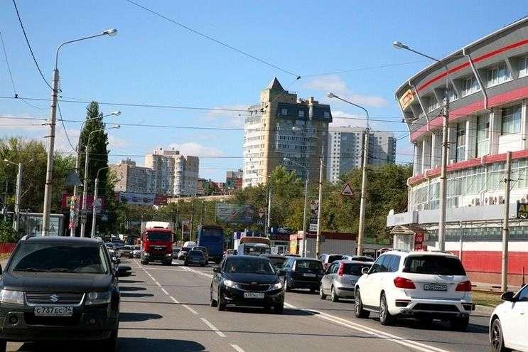 С 5 по 9 мая в Волгограде ограничат движение транспорта