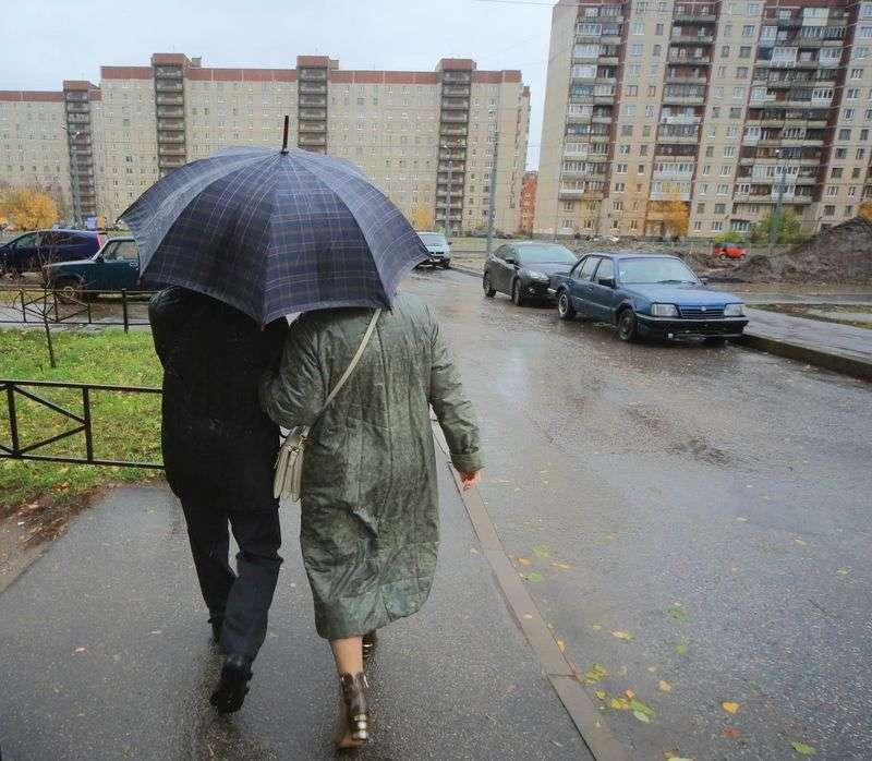 Новая неделя в Волгограде начнется с дождей и гроз