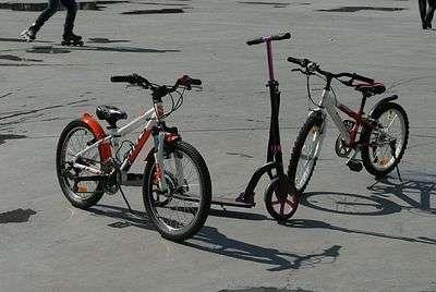 Под Волгоградом в ДТП пострадал семилетний велосипедист