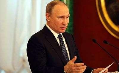 Путин подписал закон о разделении банков на две категории