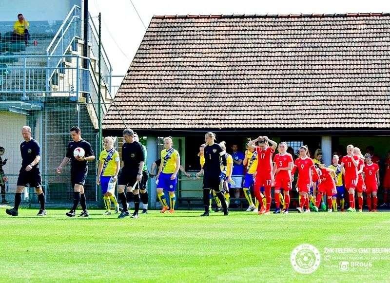 Тренерский штаб назвал состав на Элитный раунд ЧЕ – 2017 U-19