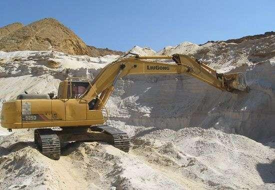 Под Волгоградом начнут добывать высококачественный песок