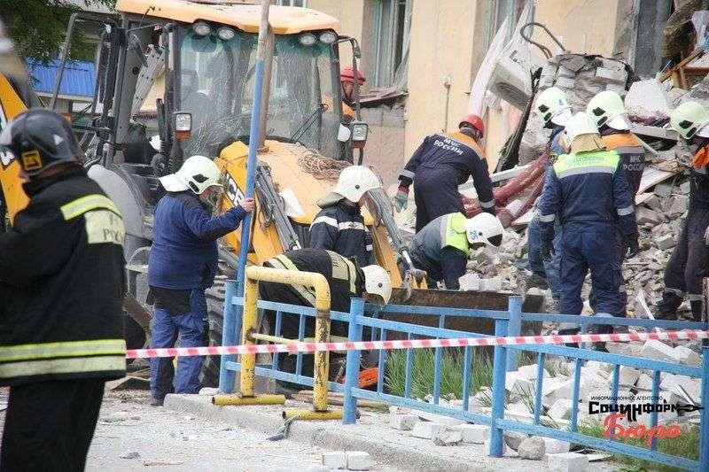 В Волгограде подозреваемые по делу о взрыве дома свою вину не отрицают