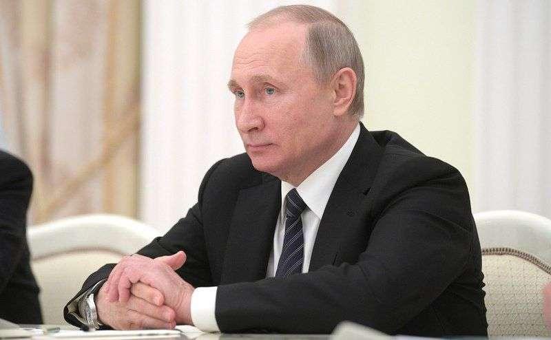 Путин подписал указ об объявлении в России Десятилетия детства