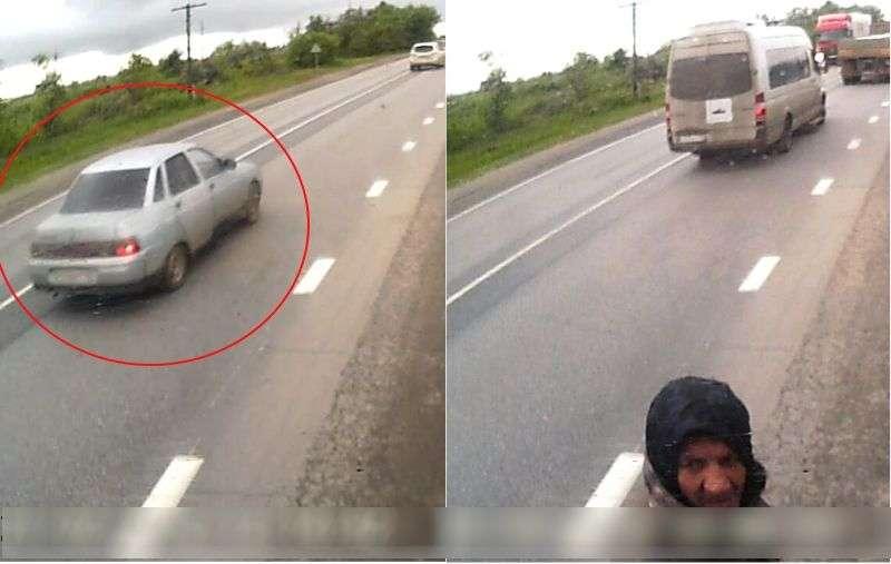 В Дубовском районе житель Самары ограбил дальнобойщика из Оренбурга