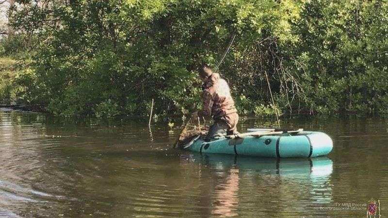 В Ленинском районе с поличным поймали трех браконьеров