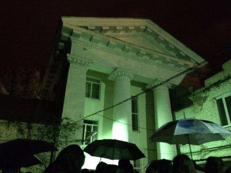В Волгограде «Ночь музеев» накрыла Царицынскую водокачку