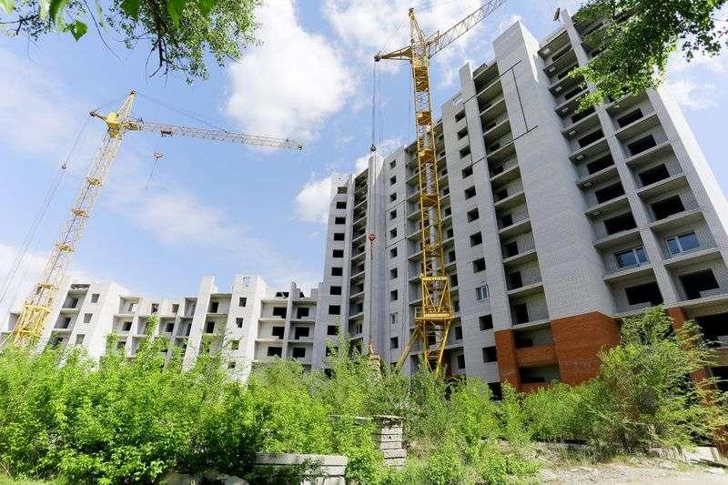 В Волгограде достроят дом в ЖК «Атлант»