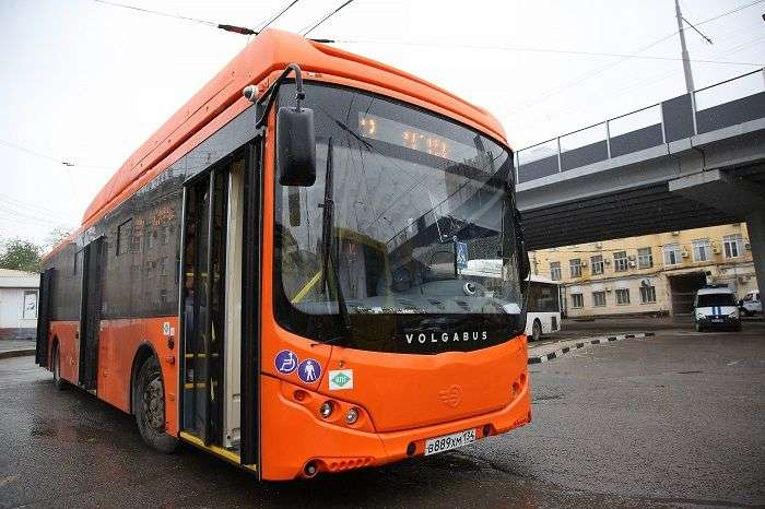 В Волгограде автопарк ВПАТП-7 пополнится 25 новыми автобусами