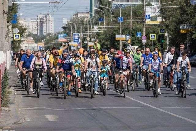 В Волгограде состоится велопарад