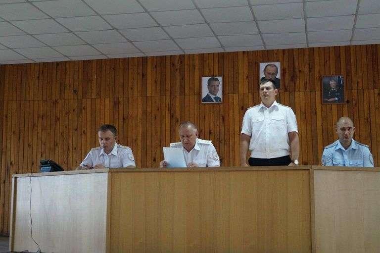 В двух городских отделах полиции назначены новые руководители