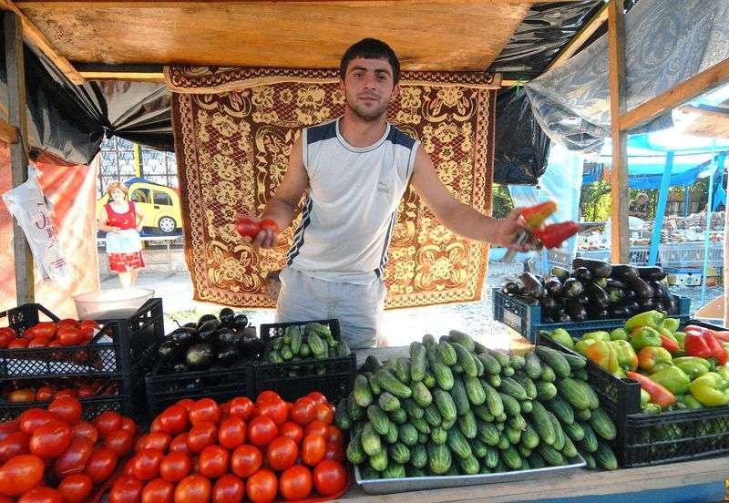 В Волгограде откроют 16 ярмарок