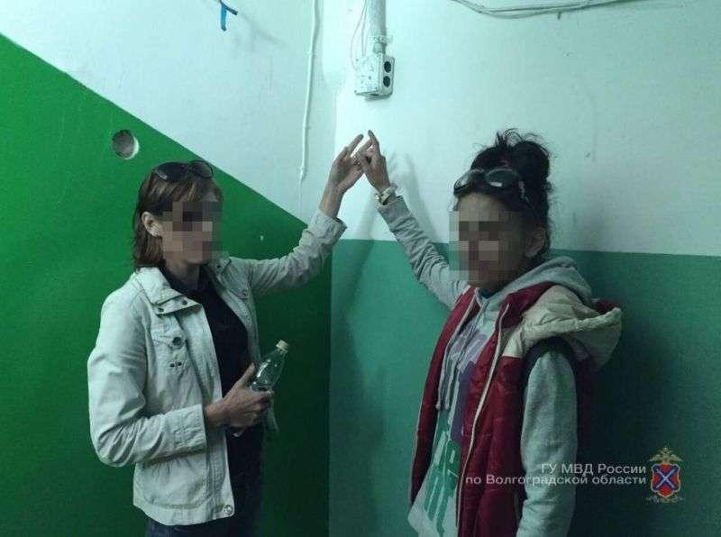 В Волгограде мать и дочь занимались сбытом наркотиков