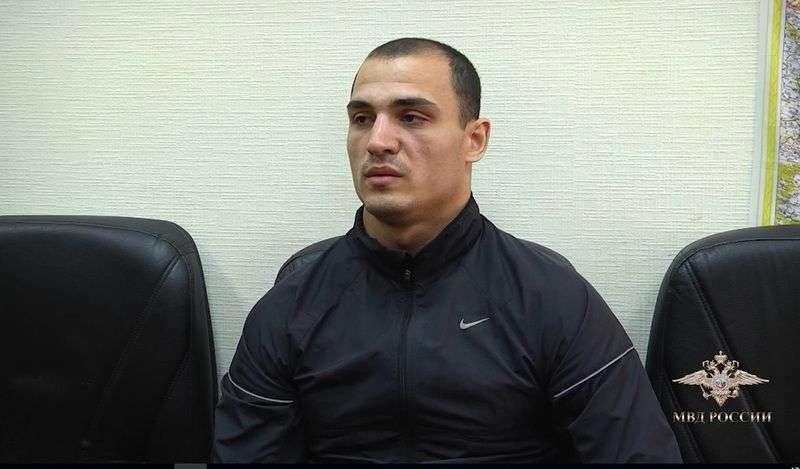 В Татарстане задержан третий грабитель камышинского ювелирного салона