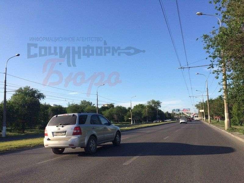Мэрия Волгограда довольна состоянием разметки в городе