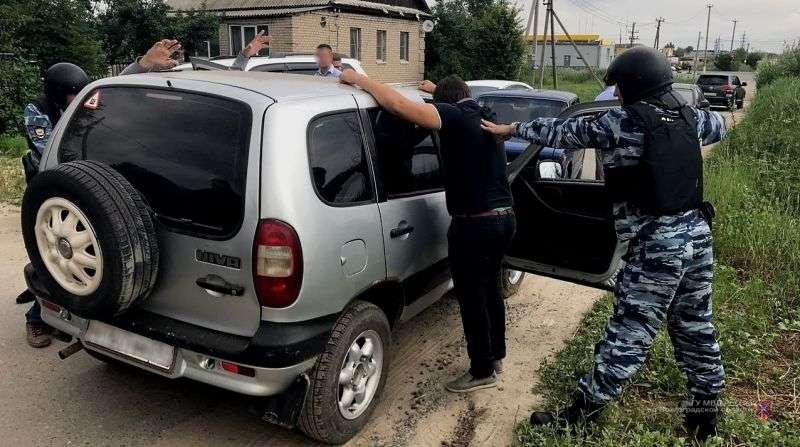 В Волгограде задержали банду взяточников