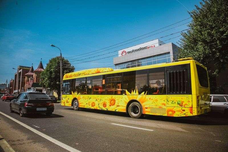 Новые автобусы Волгограду в лизинг предоставит московская фирма