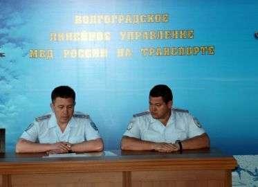 У регионального ЛУ МВД на транспорте новый начальник
