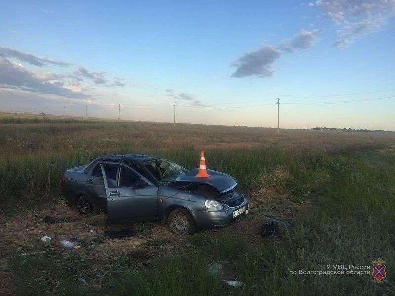 В Советском районе неудачный обгон стал причиной смерти двух пассажирок