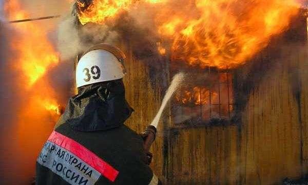 Волгоградец поджег дом из-за ссоры с матерью