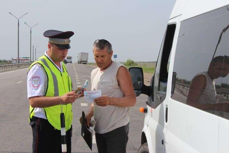 Рейд по маршруткам помог выявить 76 водителей-нарушителей