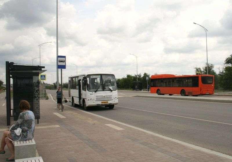 Автобус №6к продлили до поликлиники №28