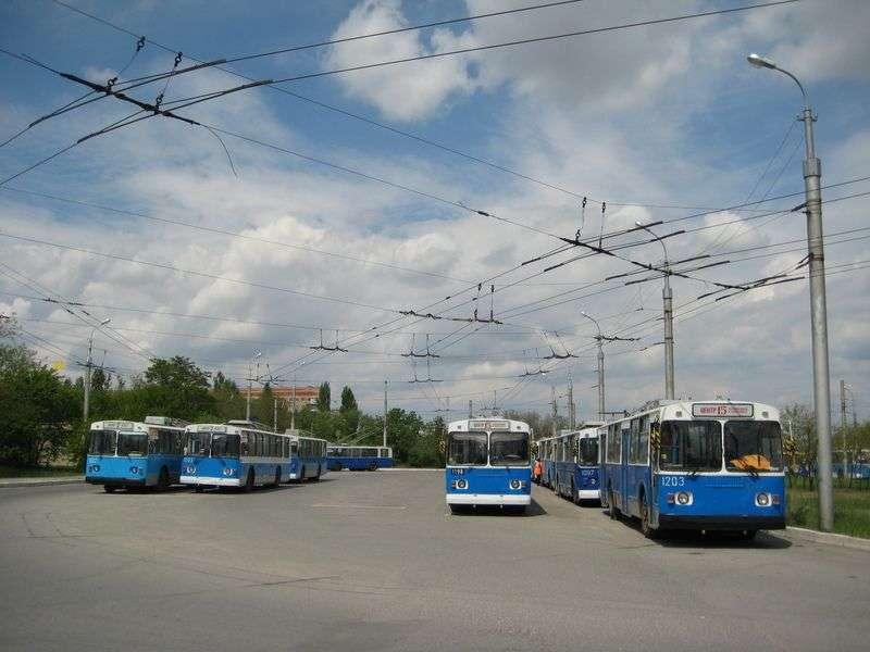В Волгограде централизовали работу троллейбусов