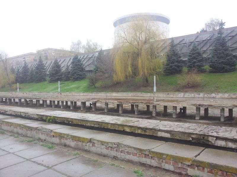 У волгоградского музея-заповедника дела не «фонтан»
