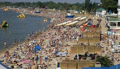 Волгоградский парламентарий: российские курорты пока к такому не готовы