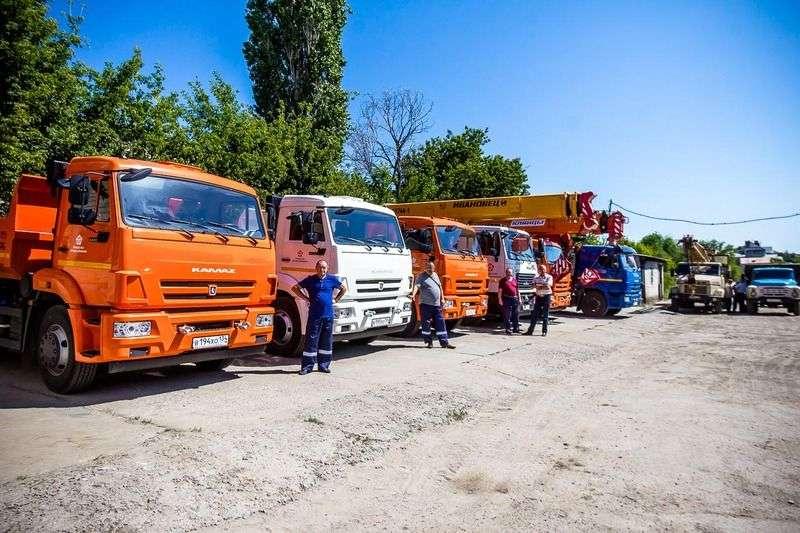 «Концессии теплоснабжения» купили самосвалов на 20 миллионов рублей