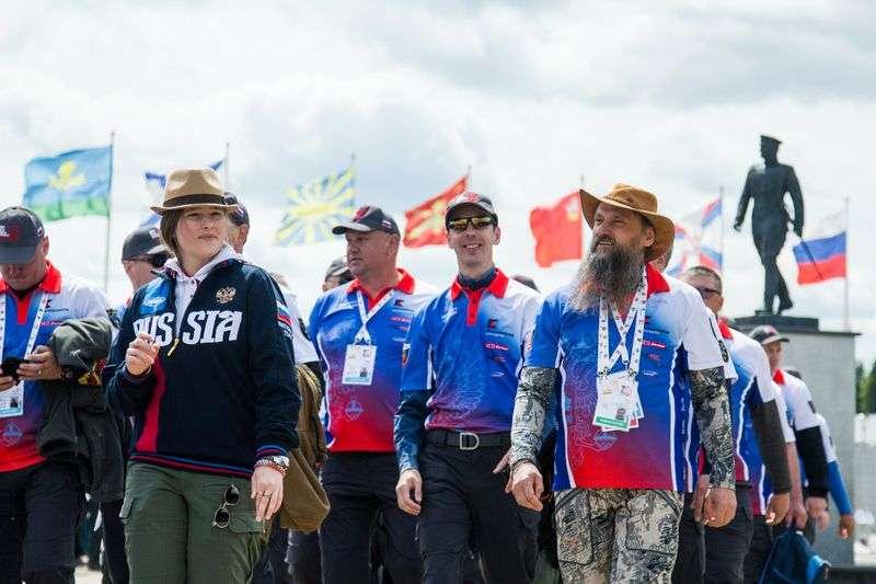 Россия принимает первый Чемпионат мира по практической стрельбе из карабина