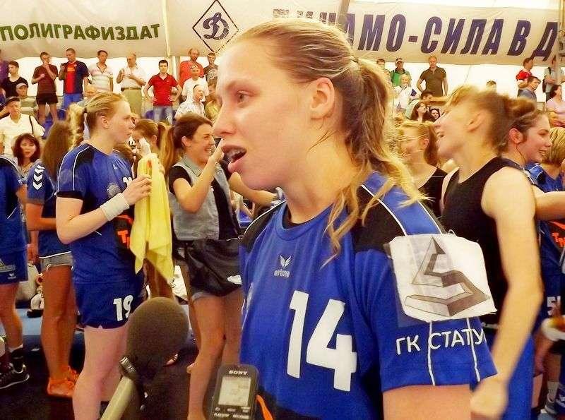 Полина Ведехина укрепила сборную России