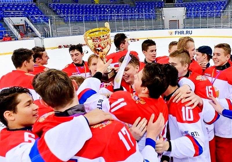 Российские юниоры выиграли «Кубок Сириуса»