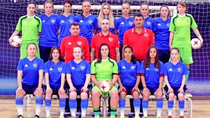 Россия U-17 сыграет на «Турнире развития УЕФА»
