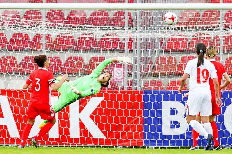 Россиянки одержали волевую победу над Сербией
