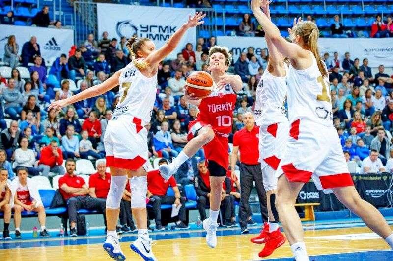 Российские баскетболистки отправились в Грецию