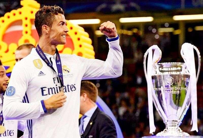 Криштиану Роналду самый дорогой спортсмен мира